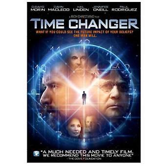 Tid Changer [DVD] USA importerer