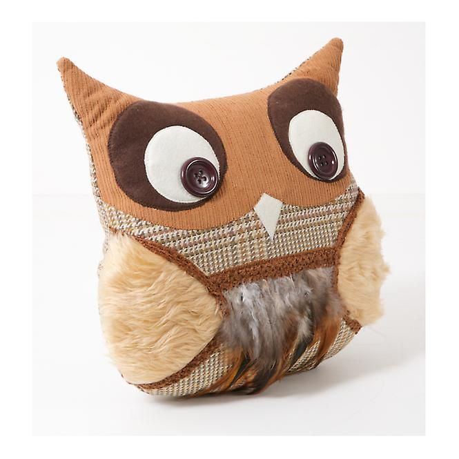 Boutique Camping Barnaby Wise Owl Cushion