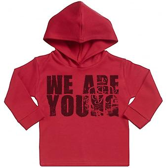 Spoilt Rotten We Are Young Cotton Hoodie