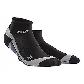 CEP dynamisk + low-cut sokker kvinder - sort grå