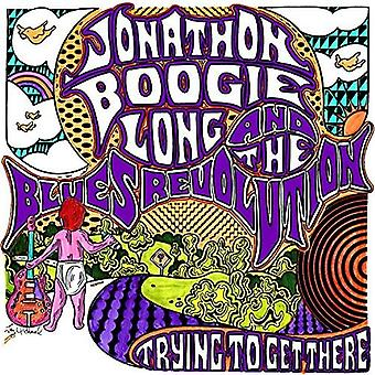 Jonathon Boogie længe - forsøger at få der [CD] USA import