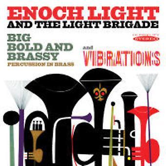 Enoch Light - importación de Estados Unidos grande negrita & cobrizo y vibraciones [CD]