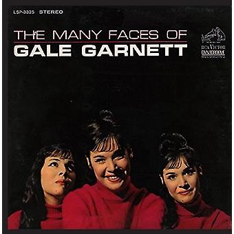 Gale Garnett - Many Faces of Gale Garnett [CD] USA import