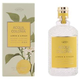 4711 Acqua Colonia Lemon & Ginger Vapo 170 Ml Edc (Perfumes , Perfumes)