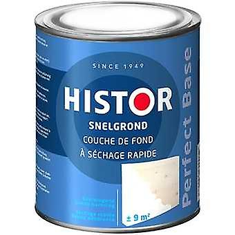 Histor Perfect Base snelgrond wit 250 ml