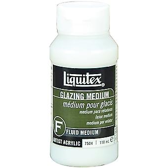 Liquitex Glazing Fluid Acrylic Medium 4 Ounces 7504