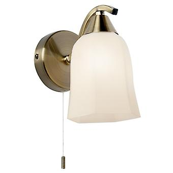 Alonso Indoor Wall Light - Endon 96971-wbab