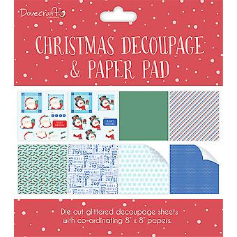 Dovecraft Decoupage & Paper Pad 8