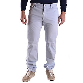 Fred Perry men's MCBI128153O light blue cotton of jeans