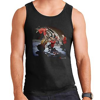 Bill Haley And The Comets Double Bass Balancing Men's Vest