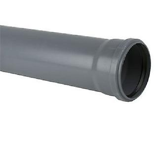 40mm Push-fit Pipe - 15Cm