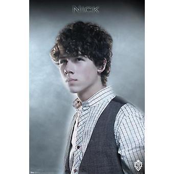 Jonas Brothers - Nick Poster Print