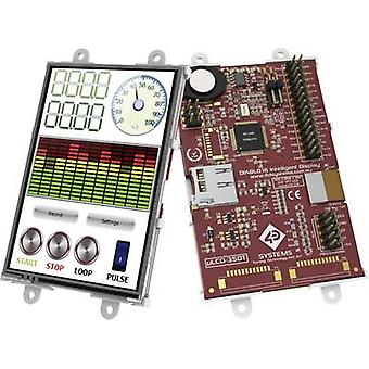PCB design board 4D Systems uLCD-35DT