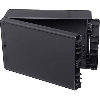 Wall-mount enclosure, Build-in casing 170 x 271 x 90 Polycarbonate (PC)