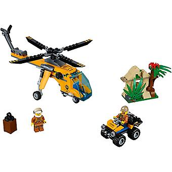 LEGO 60158 Jungle Last helikopter