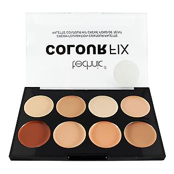 Technic creme Foundation Contour palet