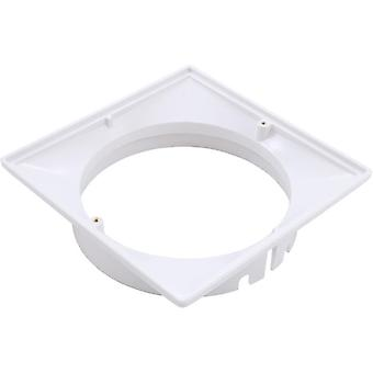 Waterway 519-9510 Square Collar - White