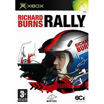 Richard Burns Rally (Xbox)