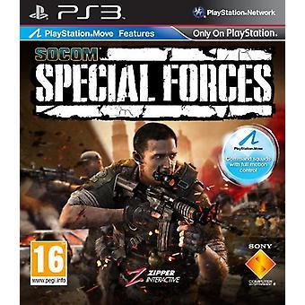SOCOM Special Forces - flytta kompatibel (PS3)