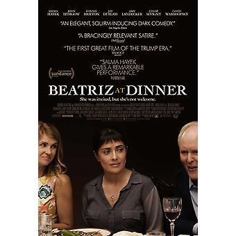 Beatriz at Dinner Movie Poster (11 x 17)