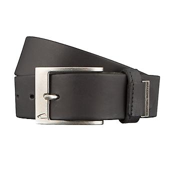 Camel active belt leather belts men's belts can be shortened black 2825