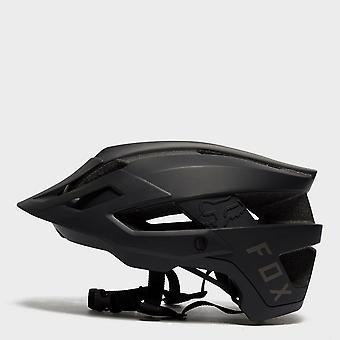 New FOX Flux Mountain Biking Cycling Helmet Black