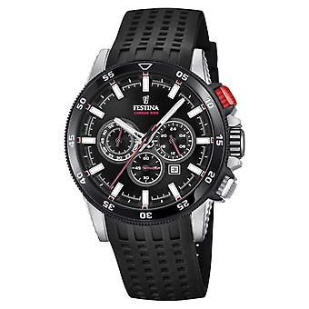 Festina 2018 Chronobike Rubber Strap F20353/4 Watch