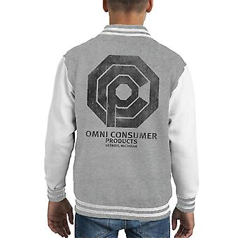Omni Consumer Products RoboCop Kid's Varsity Jacket