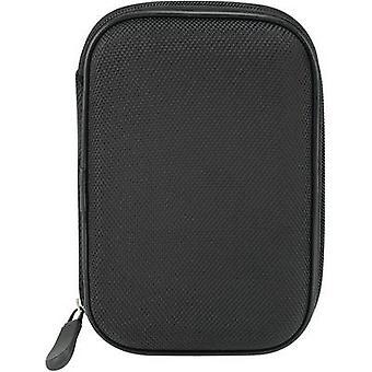 2.5 hard drive bag Renkforce PHD-25 RF-1252611 Black