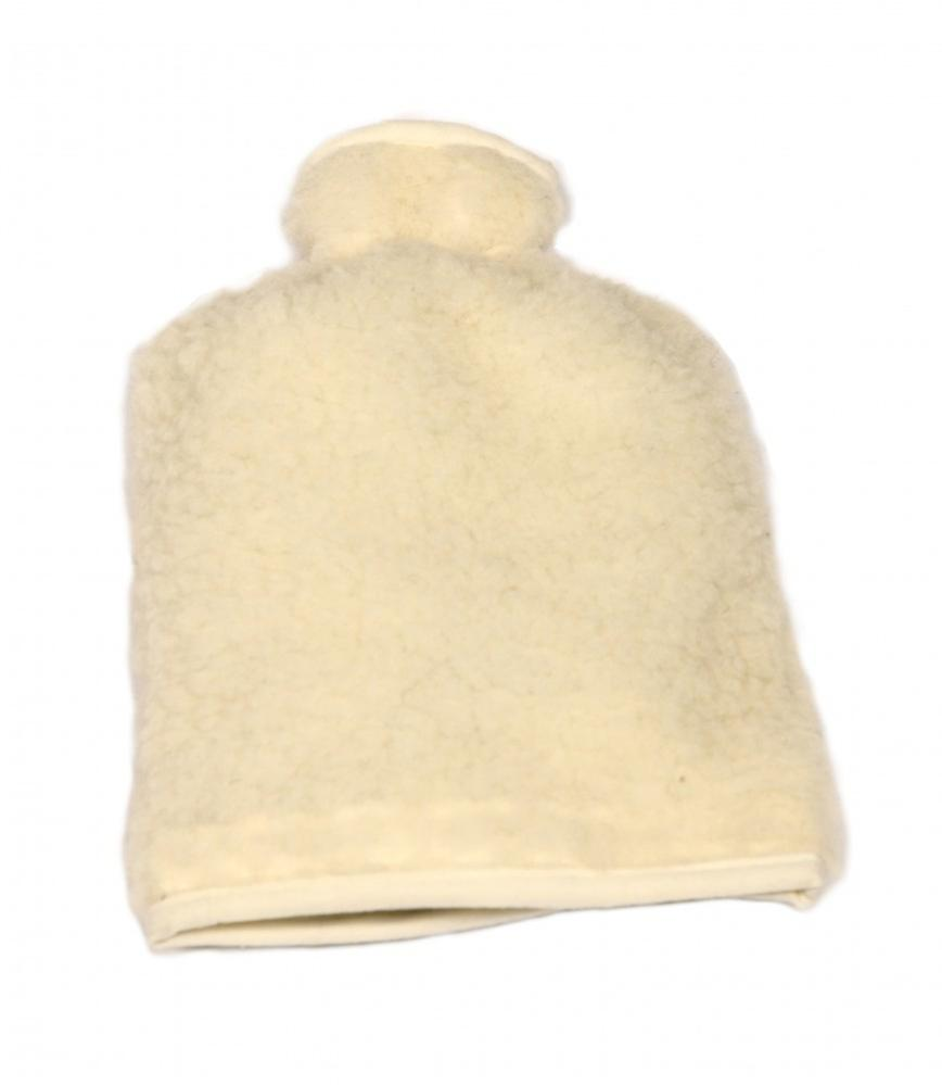 Wolle Ecru Wärmflaschenbezug Cm 30 20 7bfyYg6
