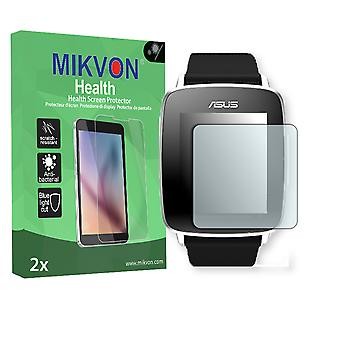 Asus VivoWatch Screen Protector - Mikvon Health (Retail Package with accessories) (intentionally smaller than the display due to its curved surface)