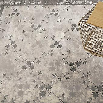 Flora Rugs 6108 960 In Grey By Esprit