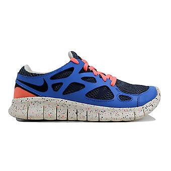 Nike Free Run 2 EXT Armory Slate/Armory Navy-Blue 536746-402 Women's