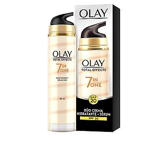 Olay Total Effects Dúo Crema + Siero Anti-edad Spf20 40 Ml per le donne