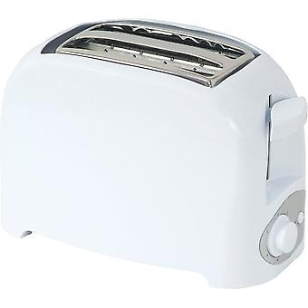 Infapower X551 2 Slice Toaster - White