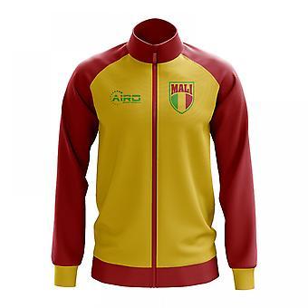 Mali Concept voetbal Track Jacket (geel)