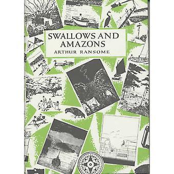 Svalerne og Amazoner af Arthur Ransome - 9780224606318 bog