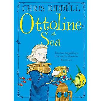 Ottoline på havet (vigtigste marked Red.) af Chris Riddell - 9780330472012 Bo