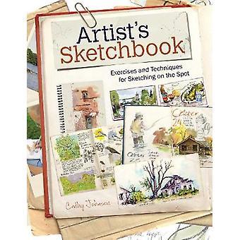 Carnet de croquis de l'artiste - exercices et Techniques pour le dessin sur la Sp