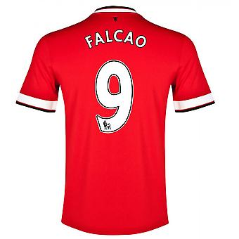 2014-15 Manchester United shirt (Falcao 9)
