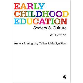 Tidlige barndom uddannelse - samfund og kultur (2. reviderede udgave)