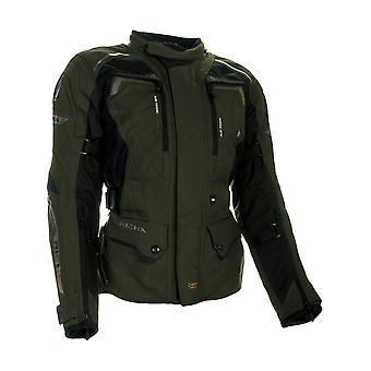 Richa Green Infinity 2 Waterproof Motorcycle Jacket