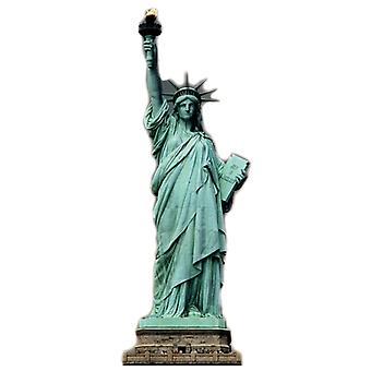 Statue of Liberty - Lifesize Cardboard Cutout / Standee