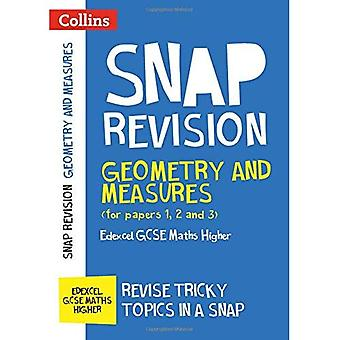 Collins Snap Revision - Geometry and Measures