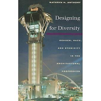 Progettazione per la diversità: sesso, razza ed etnia nella professione dell'architetto