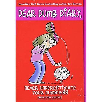 Underskatta aldrig din stumhet (Dear Dumb Diary)