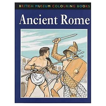 Ancient Rome (British Museum Colouring Books)