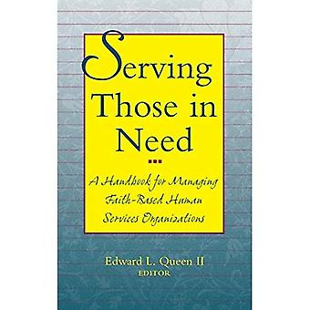 Serving Need Managing Human Services
