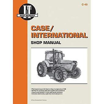 Case/International Shop Manual Models 7110 7120 7130 &7140 (I & T Shop Service)