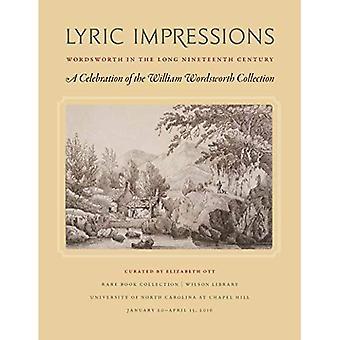 Letra de impresiones: Una celebración de la colección de Wordsworth Willian